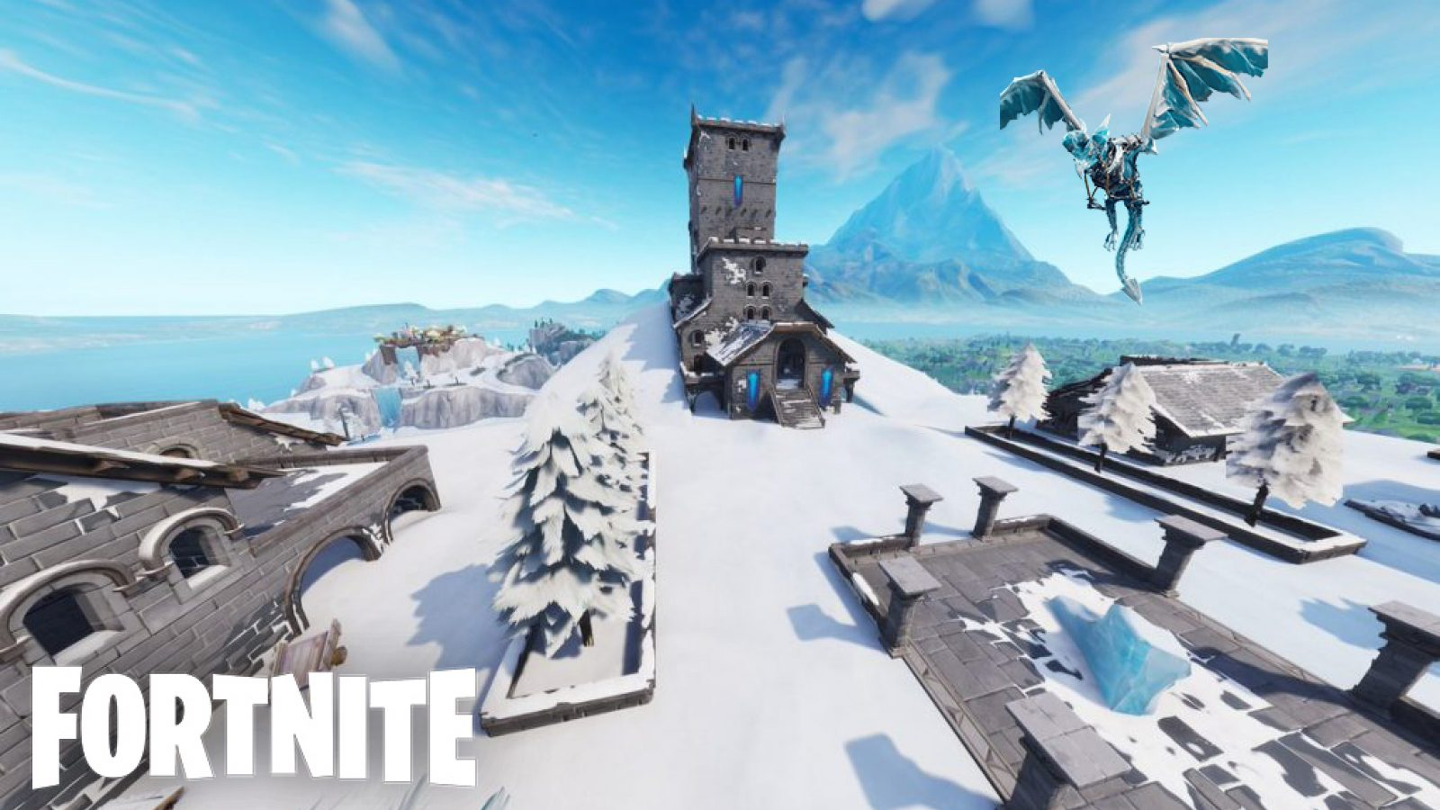 Fortnite V9 20 Map Changes Greasy Grove Polar Peak And More