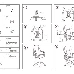 Ergonomic Chair Instructions Designer Covers Australia Pty Ltd Office Rj 7307 Fortrade