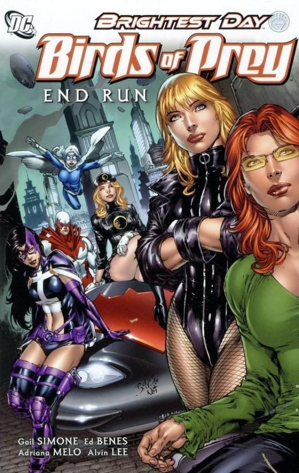 Birds of Prey - End Run