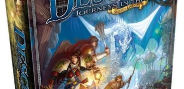 Descent Journeys 2nd Edition - Box