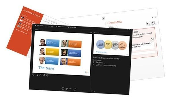 Office 2013 Preview - Insert