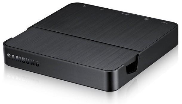 Samsung Series 7 Slate - Dock