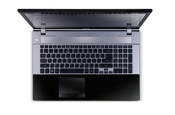 Acer Aspire V3 - Top