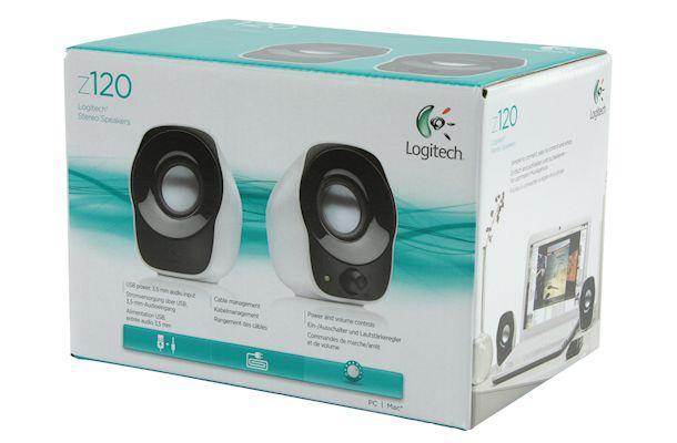 Logitech z120 - Box