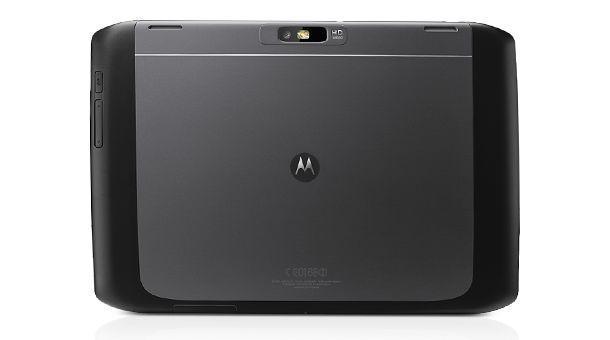 Motorola XOOM 2 - Back