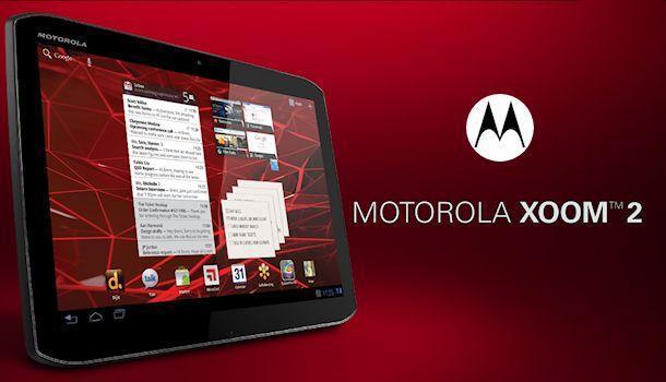 Motorola XOOM 2 - Header
