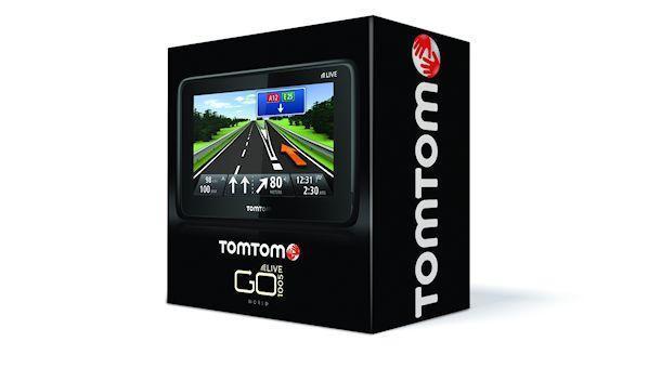 TomTom Go Live 1005 - Box