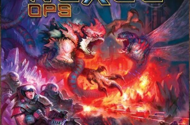 Nexus Ops Board Game