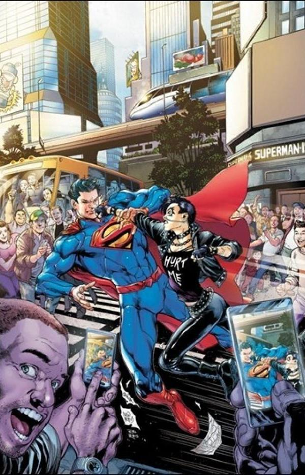 superman issue 9