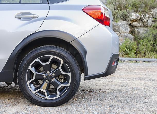 Subaru XV 2.0 CVT rims