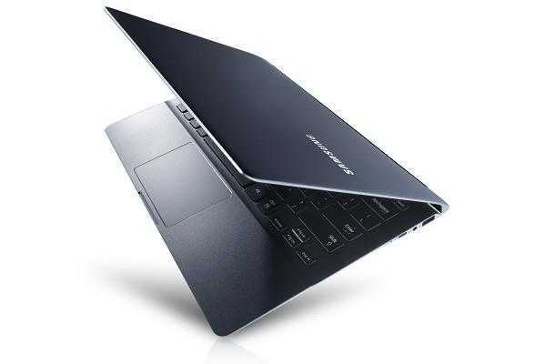 Samsung Series 9 - Angle