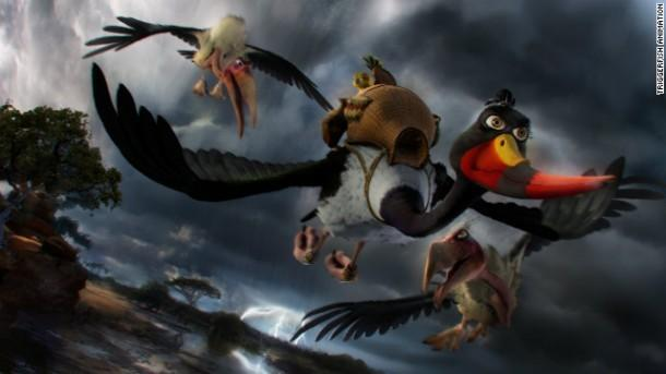 zambezia movie review