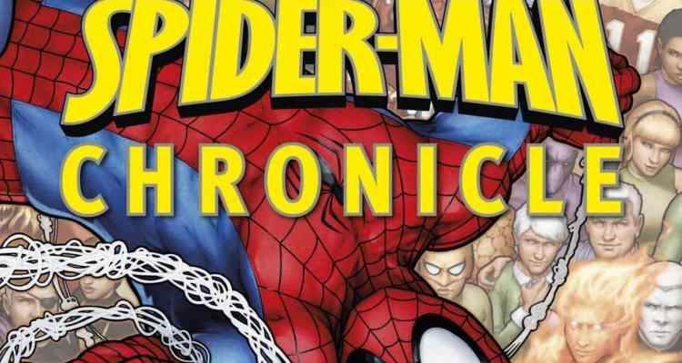 Dorling Kindersley Spider-Man Visual Chronicle review