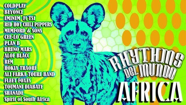 Rhythm Del Mundo Africa
