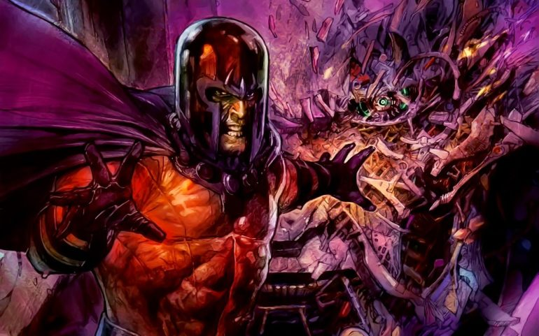 Magneto History