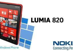 Nokia Lumia 820 - Header
