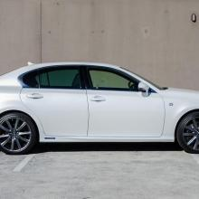 Lexus GS450h Hybrid 2013 (1) - Copy