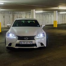 Lexus GS450h Hybrid 2013 (11) - Copy