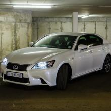 Lexus GS450h Hybrid 2013 (13) - Copy