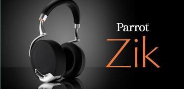 Parrot Zik - Header