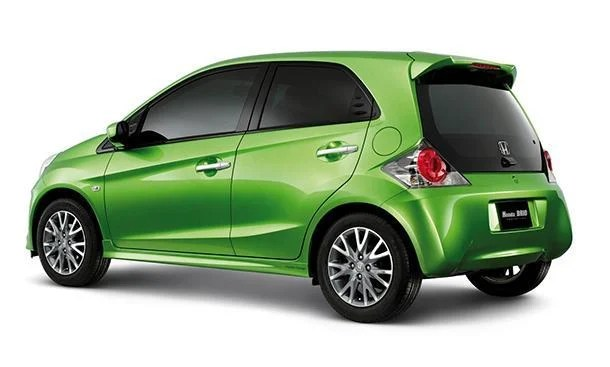 Honda Brio Review
