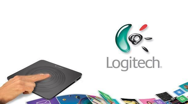 Logitech T650 - Header