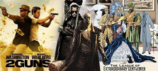 Movies Based On Comic Books & You Didn't Even Know…
