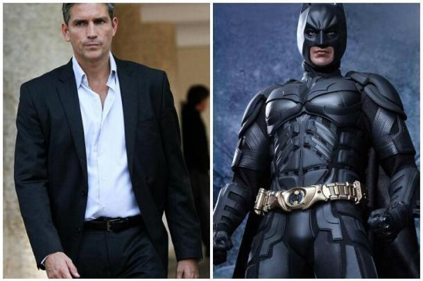 Jim Caviezel as Batman