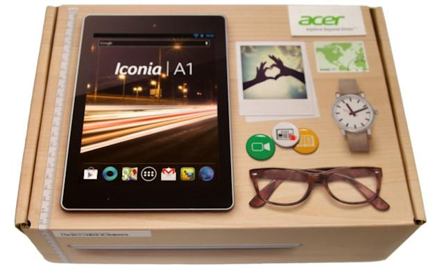 Acer Iconia A1 - Box