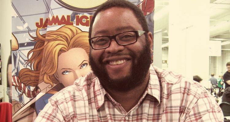 An interview with Comic artist and Writer Jamal Igle