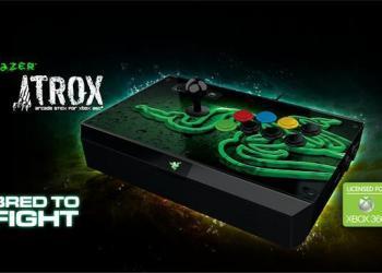 Razer Atrox Review