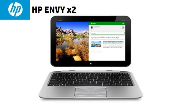 HP Envy x2 - Header