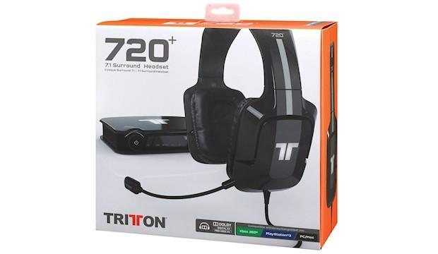 Tritton Headsets - 720+-02