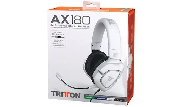 Tritton Headsets - AX180-02