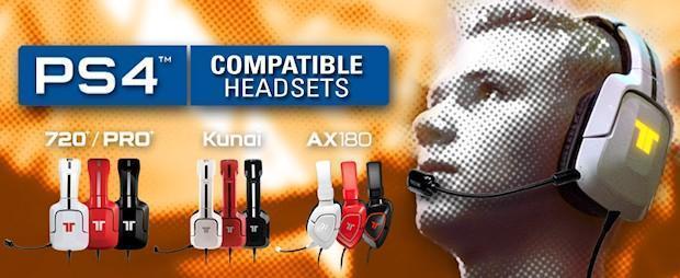 Tritton Headsets - Compatibility