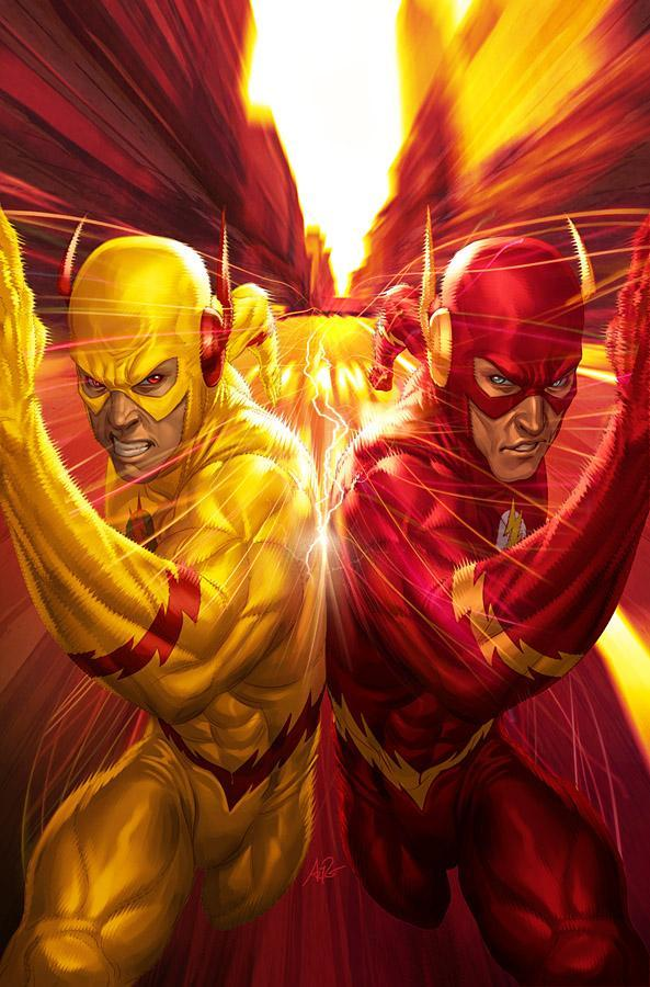 10 Things You Probably Didn't Know About The Flash