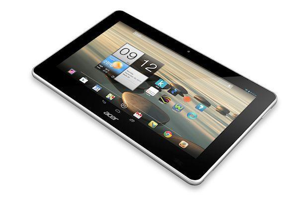 Acer Iconia A3 - Flat