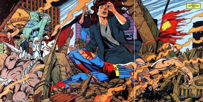The Biggest Superhero Deaths Of All Time