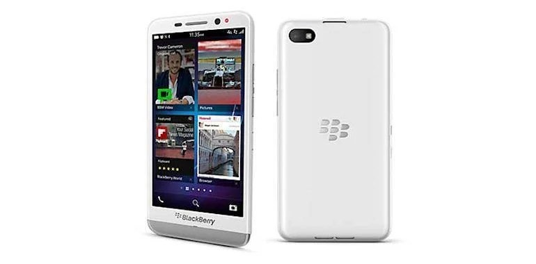 BlackBerry Z30 - White