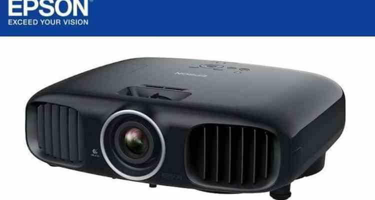 Epson TW6100 Projector - Header