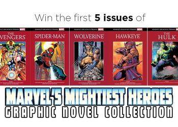 Marvel's Mightiest Heroes collection