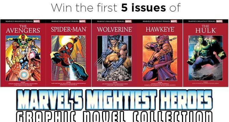 Marvel's Mightiest Heroes collection