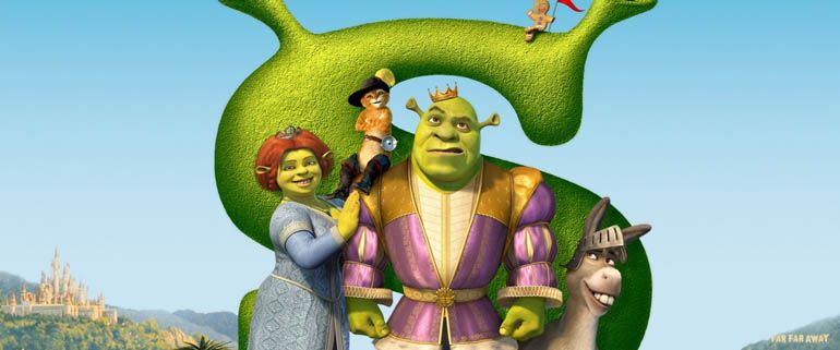 Who knew that the charm of the characters of Shrek would wear off? The third installment lacked everything that made the original two cool. Completely uninspired.