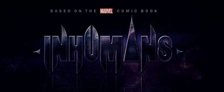 inhumans movie poster