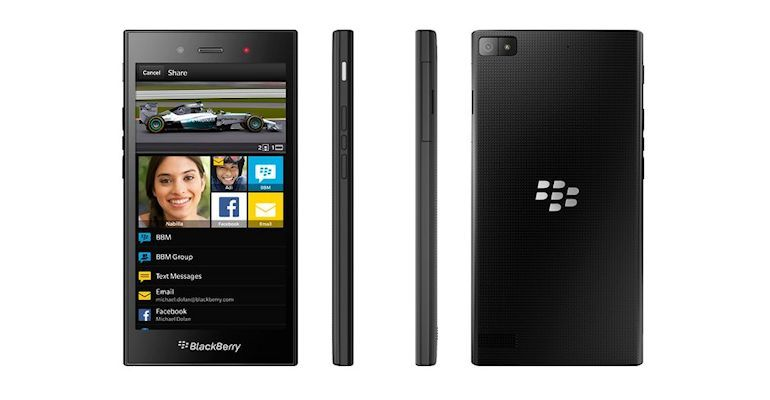 BlackBerry Z3 - 03
