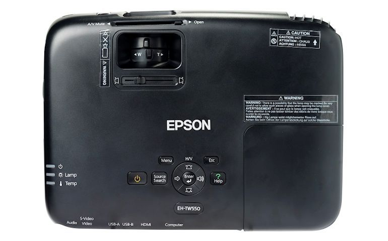 Epson TW550 Projector-02