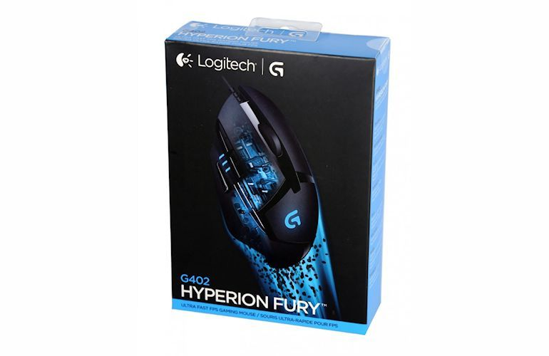 Logitech G402 Hyperion Fury: Review
