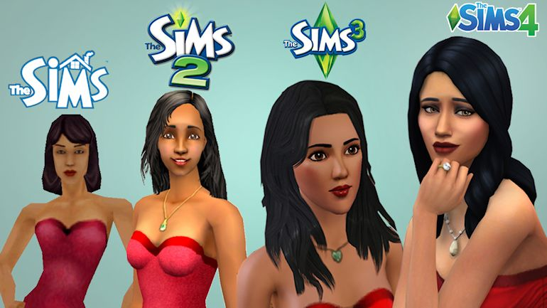 The Sims 4-Evolution