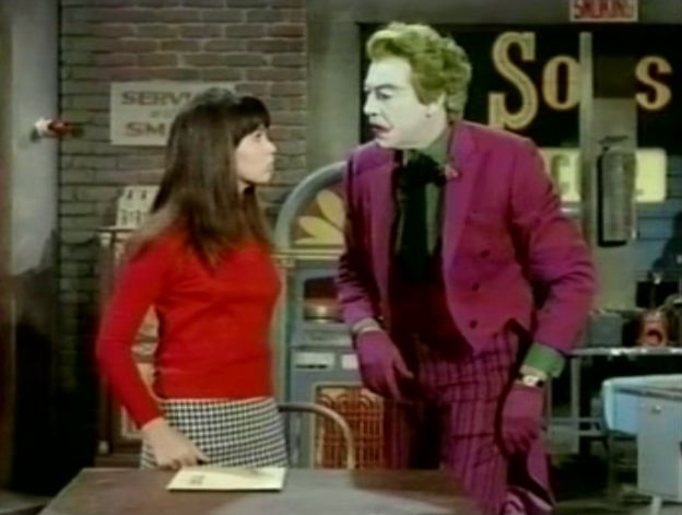 The Joker Goes To School