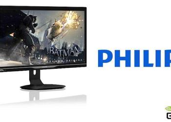 Philips G-Line 272G5-Header